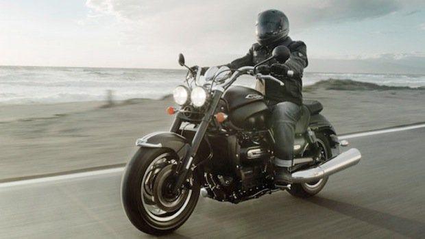 Triumph Motorcycles Rocket III Roadster