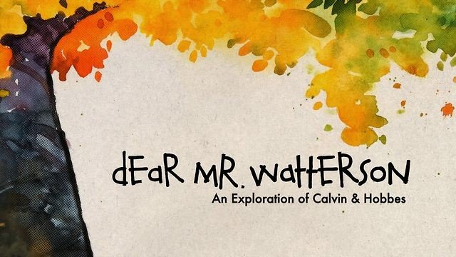 Calvin and Hobbes Documentary Coming Soon