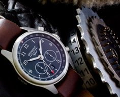 Bremont Codebreaker watch turns history into a timepiece