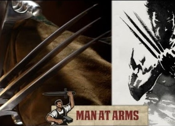 Holy Wow This Guy Made Insane Wolverine Claws That Destroy Everything