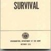 U.S. Army Survival Field Manual 21-76