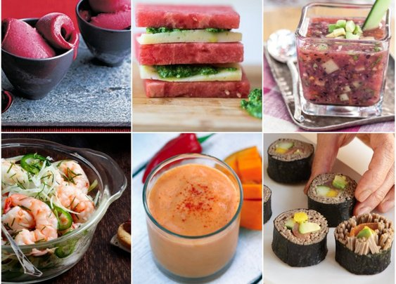 Eat light, stay nice and cool! Check out these 20 fresh and cooling recipes to help you beat the heat | Food Republic