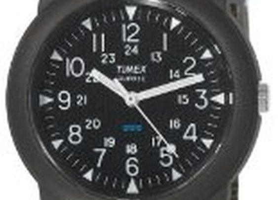 Timex Expedition Camper Strap Watch