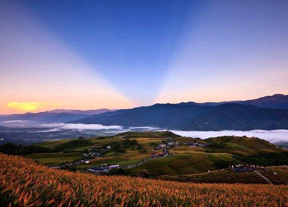 Time Lapse - Liushidan Mountain, Taiwan