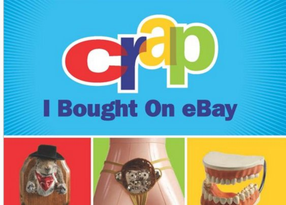 Crap I Bought on Ebay Book | That Should Be Mine