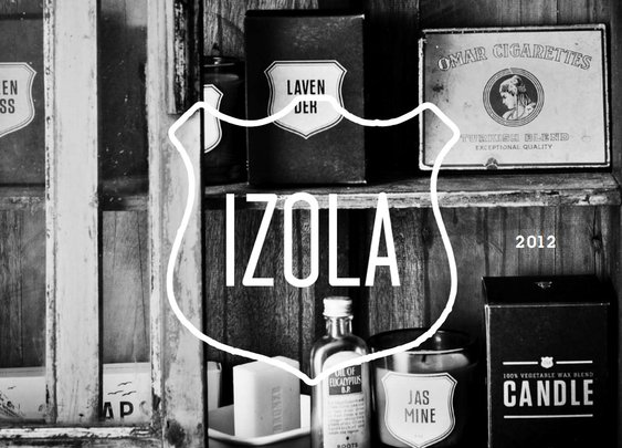 Izola Candles Designed by Aesthetic Movement