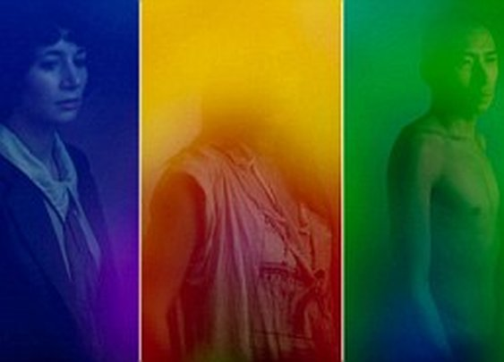 Auracam 6000 photographs capture the colors of a person's soul