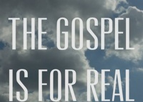 The Gospel is for Real | Indiegogo