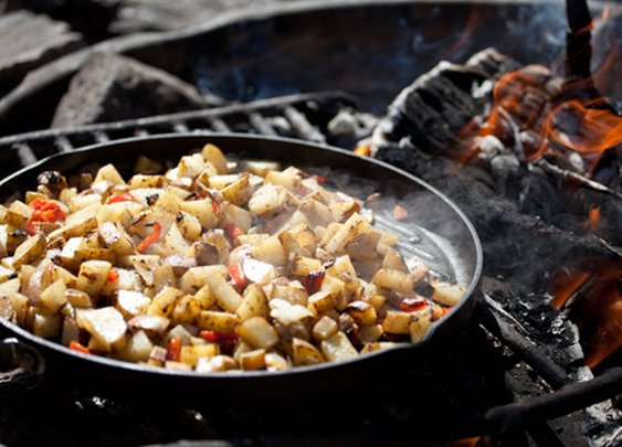 5 Delectable Breakfast Foods Great for Camping
