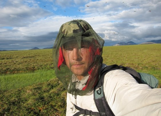 My clothing system for backpacking in peak mosquito season - Andrew Skurka