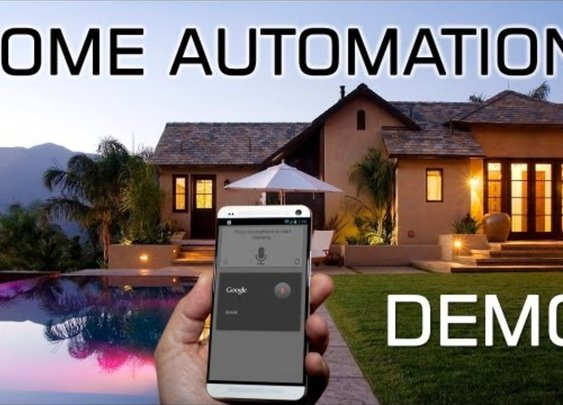 Control Everything In Your Home with Your Voice