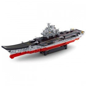 Aircraft Carrier Legos
