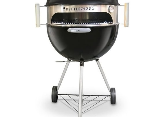 KettlePizza Turns Your Kettle Grill Into a Pizza Oven [UberKitchen] - The UberReview