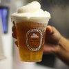 Frozen Beer Foam - Keeps Drink Cold For 30 Minutes