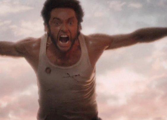 Screaming Is Hugh Jackman's Favorite Thing