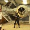 German Fanboys Build Amazing Half-Scale Darth Vader's TieFighter