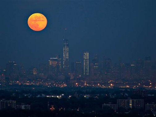 Full moon can mess with your sleep, new study finds