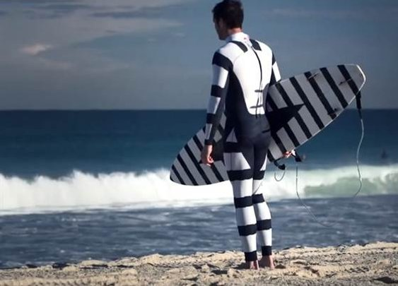Anti-shark suits could make surfers an unappealing snack
