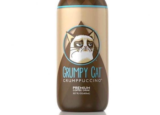 Grumpy Cat Grumppuccino Bottled Coffee Drink Announced