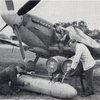 During WWII British RAF Pilots Fly Spitfire War Beer Runs To The Troops!