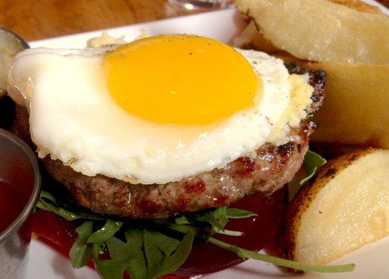 Check this out: The Kiwi burger that contains no kiwi. | Food Republic