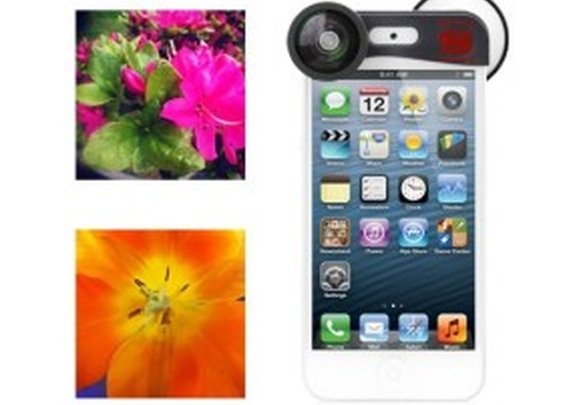 Snugg S Lens for iPhone 5