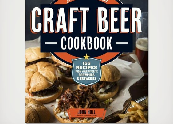 The American Craft Beer Cookbook 155 Recipes | Cool Material
