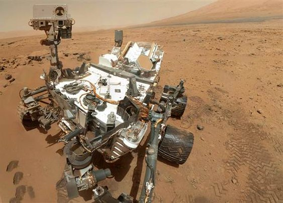 Curiosity rover celebrates a year on Mars