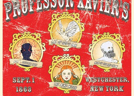 If Charles Xavier Ran a Circus Instead of a School