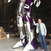 Bryan Singer Shows Off The Massive Sentinels From Days of Future Past