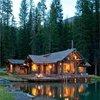 Cabin goodness.