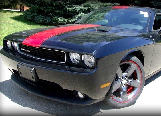 2013 Dodge Challenger Rallye Redline   Video Overview   Unique Chrysler - YouTube