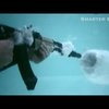 AK-47 Underwater at 27,450 fps – Smarter Every Day
