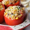 Quinoa Stuffed Peppers - Cooking Quinoa