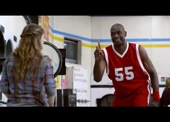 Dikembe Mutomobo Blocks: Geico Commercial