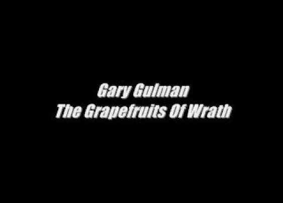 Gary Gulman-The Grapefruits Of Wrath - YouTube