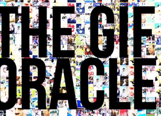The GIF Oracle: Let's help you find the sports GIF you're looking for