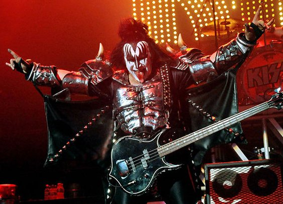 KISS brings pro football back to Los Angeles
