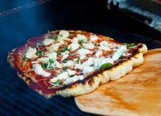 How to Grill Pizza, Grilled Pizza Recipe | Simply Recipes