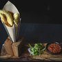 This recipe for avocado fries is about as easy as deep-fried recipes get. | Food Republic