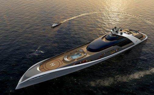 Superyachts for super men