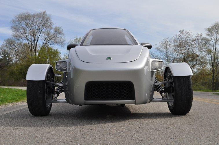 Gotta Have It! Elio Motors 84 MPG - $6,800 Car : 101 or Less