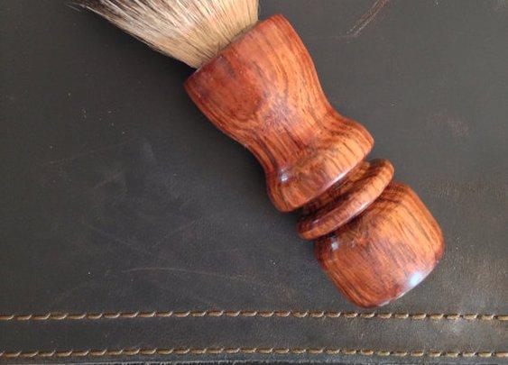 Shaving Brush by RoaringShepherd on Etsy