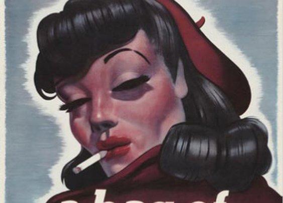 50 Vintage STD Propaganda Posters