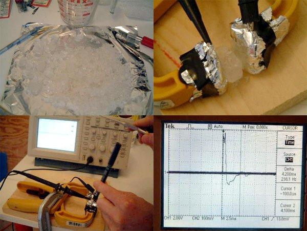 MAKE | HOW TO – make piezo crystals at home
