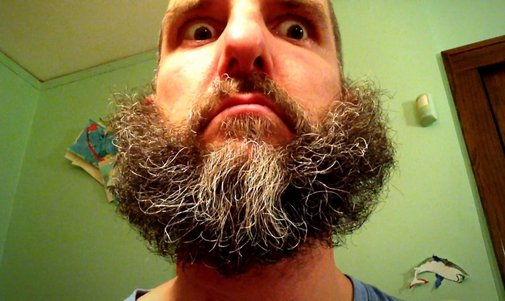 Magic Beard, Stop-Motion Video Full of Extraordinary Facial Hair Tricks