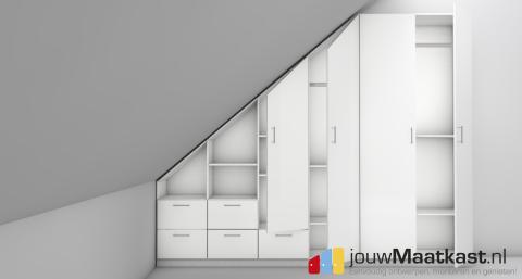 kast op maat naar wens en op de millimeter nauwkeurig. Black Bedroom Furniture Sets. Home Design Ideas
