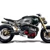 High-tech Motorcycle: BMW Lo Rider Concept bikes pictures