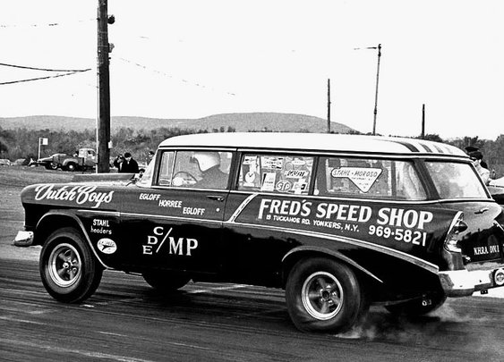 Fred's Speed Shop