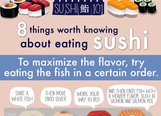 8 Things You Need to Know About Eating Sushi - mashKULTURE
